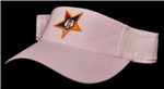 Eastern-Star-Visor-Hat-WHITE-with-OES-embelm-P3417.aspx