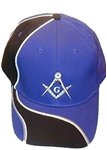 Masonic Ball Cap - Color Block