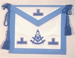 Massachusetts Past Master Apron