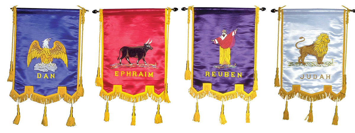 Royal Arch Veil Banners