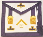 Delaware Bullion Past Master Apron