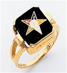 Order of the Eastern Star Ring Macoy Publishing Masonic Supply 5518