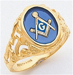 Masonic Ring Macoy Publishing Masonic Supply 9929