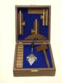 Masonic Working Tool  - The Plumb
