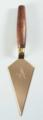 Trowel Letter Opener gold finish 7 1/2""
