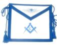 Masonic Apron Leather Master Mason