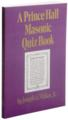 A Prince Hall Masonic Quiz Book