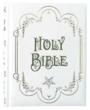 Eastern Star Altar Bible White