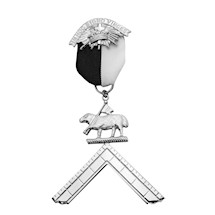 Knights Templar Officer Jewels- Individual Jewels