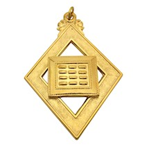 Scottish Rite 16 degree Officer Jewels - Set of 10