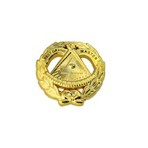 Past Grand Master Lapel pin