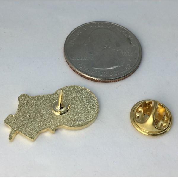 US Air Force & Masonic Lapel Pin