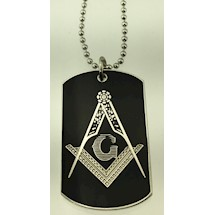 Masonic Dog Clip