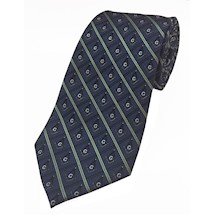 Silk Woven Subtle diagonal stripe Masonic Premium Tie