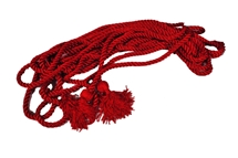 Royal Arch Cabletow - 30 feet Red