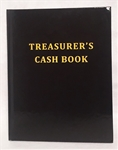 Masonic Treasurer's Cash Book