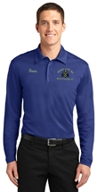Long Sleeve Silk Touch Performance Polo