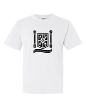 Men's Masonic white t-shirt