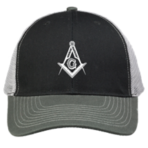 Masonic Snap Back Cap