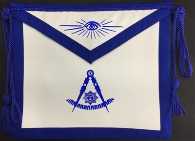 Printed Past Master Apron - only one