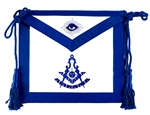 Past Master Apron with South Carolina emblem
