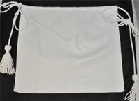 Lambskin Masonic Apron lined apron and flap