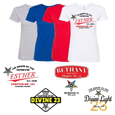 OES Ultimate Chapter T-shirt