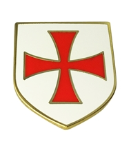 Red Cross Lapel Pin - SALE