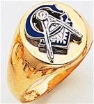 Masonic Ring Macoy Masonic Supply 3143
