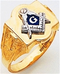 Masonic Ring Macoy Masonic Supply 3149