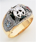 Masonic Shrine Ring Macoy Publishing Masonic Supply 3272