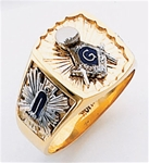 Masonic Ring Macoy Publishing Masonic Supply 3290