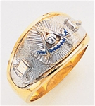 Masonic Past Master Ring Macoy Publishing Masonic Supply 3305