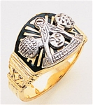 Masonic Past Master Ring Macoy Publishing Masonic Supply 3306