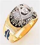 Masonic Past Master Ring Macoy Publishing Masonic Supply 3308