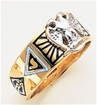 Masonic 32 Degree Scottish Rite Ring Macoy Publishing Masonic Supply 3361