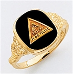 Job's Daughters Ring Macoy Publishing Masonic Supply 3417