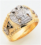 Masonic 32 Degree Scottish Rite Ring Macoy Publishing Masonic Supply 3436