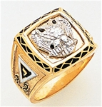 Masonic 32 Degree Scottish Rite Ring Macoy Publishing Masonic Supply 3437
