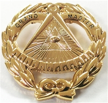 Grand Master Lapel pin