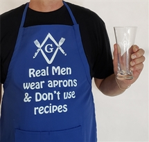 MASONIC CHEF GIFT SET
