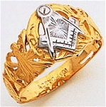 Masonic Ring Macoy Publishing & Masonic Supply 5021