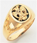 Masonic 32 Degree Scottish Rite Ring Macoy Publishing Masonic Supply 5196