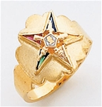 Order of the Eastern Star Ring Macoy Publishing Masonic Supply 5545