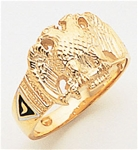 Masonic 32 Degree Scottish Rite Ring Macoy Publishing Masonic Supply 5722