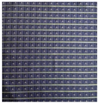 Silk Woven Subtle diagonal stripe Masonic Premium Pocket Square