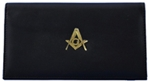Masonic Checkbook Cover