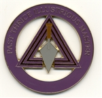 Cutout Past Thrice Illustrious Master Auto Emblem