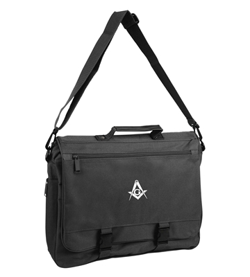 Masonic Expandable Briefcase