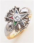 Order of the Eastern Star Ring Macoy Publishing Masonic Supply 8854